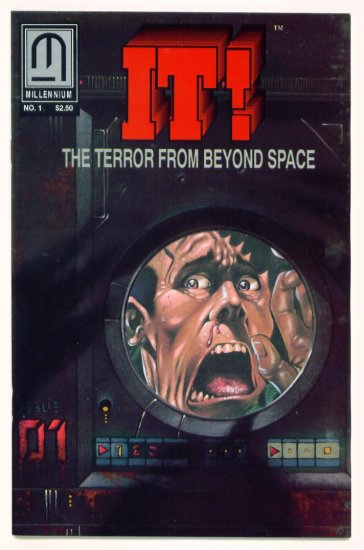 IT ! THE TERROR FROM BEYOND SPACE #1 Millennium Comics 1992