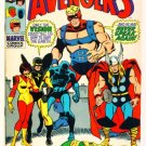 The AVENGERS #68 Marvel Comics 1969