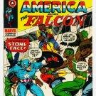 CAPTAIN AMERICA #134 Marvel Comics 1971 The Falcon