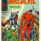 DAREDEVIL #62 Marvel Comics 1970