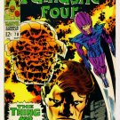 FANTASTIC FOUR #78 Marvel Comics 1968