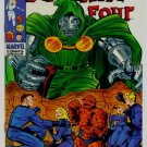 FANTASTIC FOUR #86 Marvel Comics 1969 DOCTOR DOOM