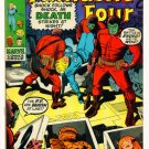 FANTASTIC FOUR #101 Marvel Comics 1970 FINE