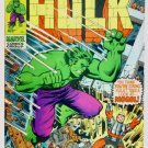 INCREDIBLE HULK #127 Marvel Comics 1970 FINE Mole Man