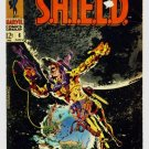 NICK FURY Agent of SHIELD #6 Marvel Comics 1968
