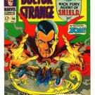 STRANGE TALES #156 Marvel Comics 1967 Steranko