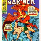 SUB-MARINER #26 Marvel Comics 1970 Red Raven