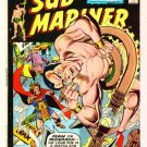 SUB-MARINER #43 Marvel Comics 1971 Giant