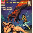 TALES to ASTONISH #80 Marvel Comics 1966 The Hulk