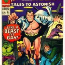 TALES to ASTONISH #84 Marvel Comics 1966 The Hulk