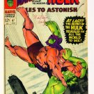 TALES to ASTONISH #87 Marvel Comics 1967 The Hulk
