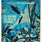 TALES to ASTONISH #98 Marvel Comics 1967 The Hulk