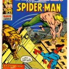 KA-ZAR #3 GIANT Marvel Comics 1971 SPIDER-MAN X-MEN