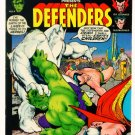 MARVEL FEATURE #3 Marvel Comics 1972 3rd Appearance Defenders