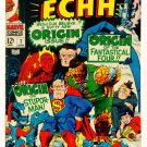 NOT BRAND ECHH #7 Marvel Comics 1968 Superman Parody