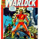 The Power of the WARLOCK #2 Marvel Comics 1972