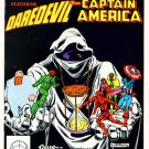 CAPTAIN AMERICA DAREDEVIL WHAT IF ? #38 Marvel Comics 1983