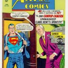 ACTION COMICS #345 DC 1967 Superman Allen Funt