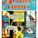 ACTION COMICS #422 DC 1973 Superman Human Target
