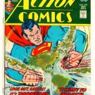 ACTION COMICS #435 DC 1974 Superman The Atom