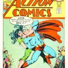 ACTION COMICS #438 DC 1974 Superman & The Atom