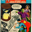 ADVENTURE COMICS #378 DC 1969 Legion of Super-Heroes