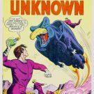 CHALLENGERS of the UNKNOWN #35 DC Comics 1963
