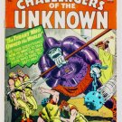 CHALLENGERS of the UNKNOWN #49 DC Comics 1966