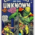 CHALLENGERS of the UNKNOWN #51 DC Comics 1966 Sea Devils