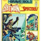 The BRAVE and the BOLD #116 DC Comics 1974 Batman Spectre 100 PAGE GIANT