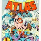 FIRST ISSUE SPECIAL #1 DC Comics 1975 ATLAS Jack Kirby