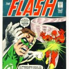 The FLASH #222 DC Comics 1973 Green Lantern co-stars