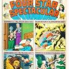 FOUR STAR SPECTACULAR #1 DC Comics 1976 Hawkman Flash Wonder Woman