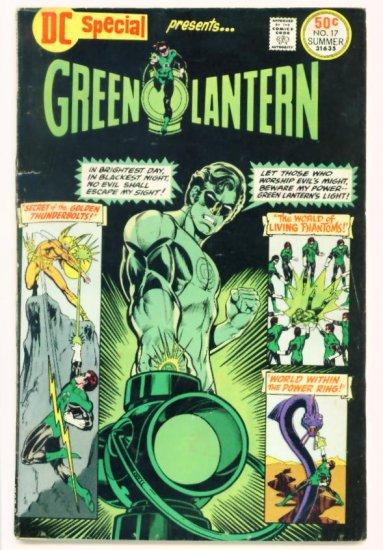 GREEN LANTERN DC Comics 1975 Special #17 GIANT