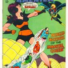 BATGIRL JUSTICE LEAGUE of AMERICA #60 DC Comics 1968 FINE