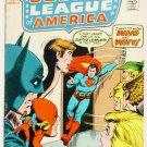 JUSTICE LEAGUE of AMERICA #109 DC Comics 1974 Hawkman Quits