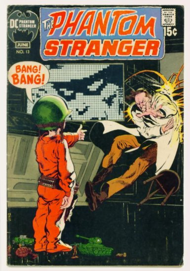 PHANTOM STRANGER #13 DC Comics 1971 Neal Adams
