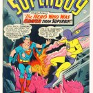 SUPERBOY #132 DC Comics 1966 First Appearance Supremo