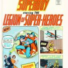 SUPERBOY #208 DC Comics 1975 GIANT Legion of Super-heroes