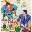 SUPERMAN #219 DC Comics 1969