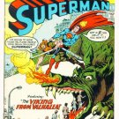 SUPERMAN #270 DC Comics 1973 Valdemar
