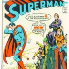 SUPERMAN #273 DC Comics 1974