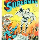 SUPERMAN #286 DC Comics 1975 Lex Luthor and Parasite
