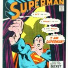 SUPERMAN #288 DC Comics 1975