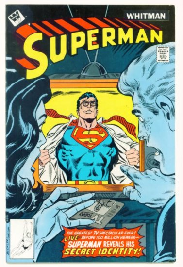 SUPERMAN #326 DC Comics 1978 Whitman Variant