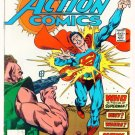 ACTION COMICS #486 1978 Whitman Variant Superman