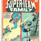 SUPER-TEAM FAMILY #5 DC Comics 1976 Batman vs Eclipso