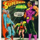 WORLDS FINEST #200 DC Comics 1971 Superman and Robin