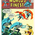 WORLDS FINEST #222 DC Comics 1974 Superman and Batman