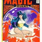 ZATANNA the MAGICIAN DC SUPER-STARS #11 DC Comics 1977
